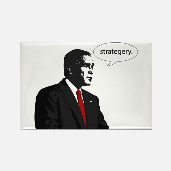Strategery Rectangle Magnet