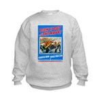 Choose Navy Kids Sweatshirt