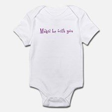 Magic be with you Infant Bodysuit