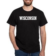 Wisconsin Jersey White T-Shirt