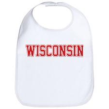 Wisconsin Jersey Red Bib