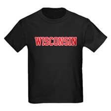 Wisconsin Jersey Red T