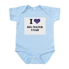 I love Big Water Utah Body Suit
