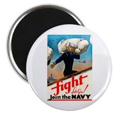 """Join the Navy 2.25"""" Magnet (10 pack)"""