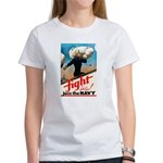 Join the Navy (Front) Women's T-Shirt