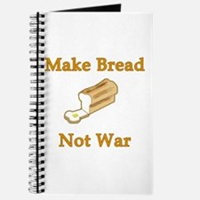Make Bread Not War Journal