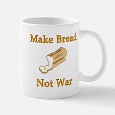 Make Bread Not War Mug
