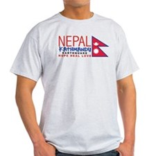 Nepal Earthquake T-Shirt