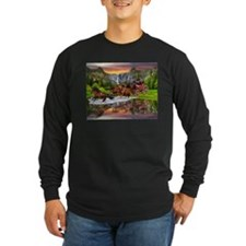 Wells Fargo Stagecoach Long Sleeve T-Shirt