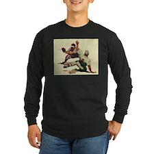 Vintage Sports Baseball Long Sleeve T-Shirt