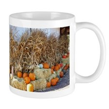 The Bounty of Fall harvest Mugs