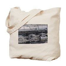 Old train Tote Bag