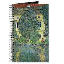 Schloss Kammer By Gustav Klimt Journal