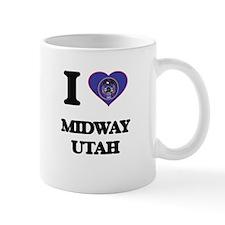 I love Midway Utah Mugs