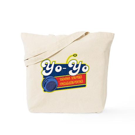 Yo-Yo Tote Bag