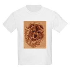 Chow Chow sepia T-Shirt