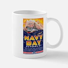 Navy Day for Sailors Mug