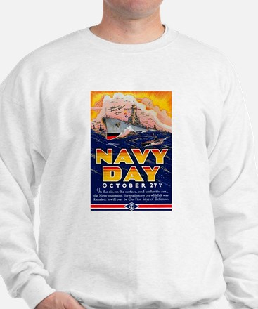 Navy Day for Sailors (Front) Jumper