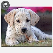 Labrador Puppy 02 Puzzle