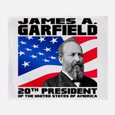 20 Garfield Throw Blanket