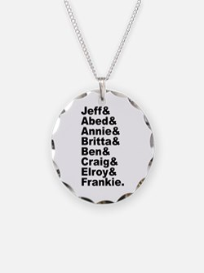 Community List Necklace