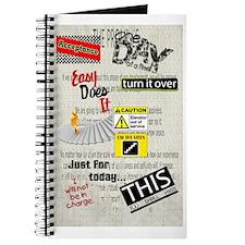 12 Step Slogans Journal