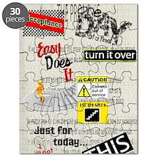 12 Step Slogans Puzzle