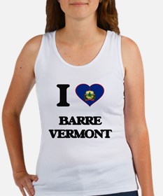 I love Barre Vermont Tank Top