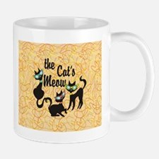 Unique Cats with sunglasses Mug