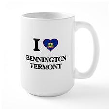 I love Bennington Vermont Mugs