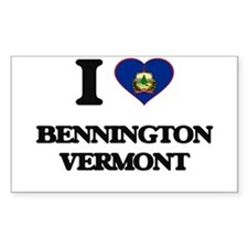 I love Bennington Vermont Decal