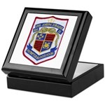 USS JOSEPH STRAUSS Keepsake Box