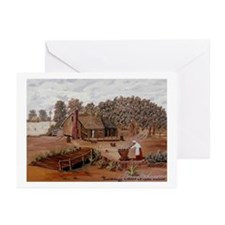 Plantation Blank Note Cards (Pk of 10)