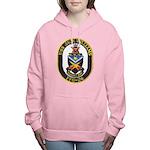 USS JACK WILLIAMS Women's Hooded Sweatshirt