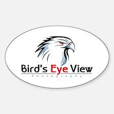 Bird's Eye View Photography Logo Decal