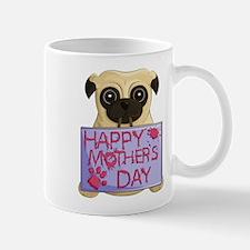 Mother's Day Pug Mugs
