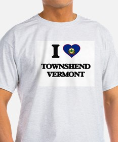 I love Townshend Vermont T-Shirt