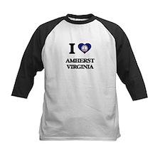 I love Amherst Virginia Baseball Jersey