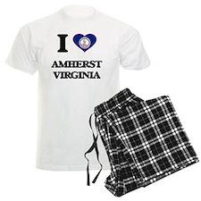I love Amherst Virginia Pajamas