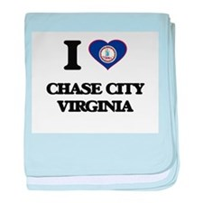 I love Chase City Virginia baby blanket