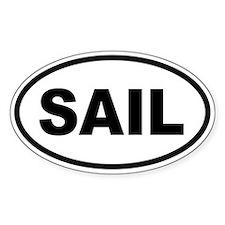 Cute Sail Decal