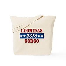 300 Vote For Leonidas / Gorgo Tote Bag