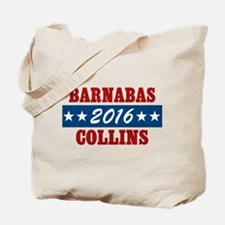 Vote For Barnabas Collins Tote Bag