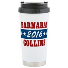 Vote For Barnabas Collins Travel Mug