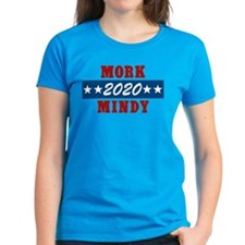 Vote Mork And Mindy 2016 T-Shirt