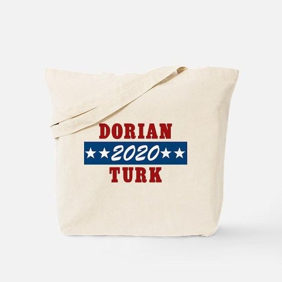 Scrubs Vote Dorian/Turk 2016 Tote Bag