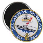 USS JOHN W. THOMASON Magnet