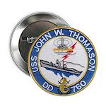 "USS JOHN W. THOMASON 2.25"" Button"