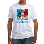 United We Stand Fitted T-Shirt