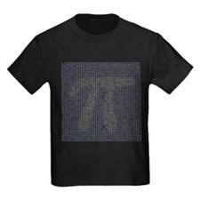 Digits of pi (for dark background) T-Shirt